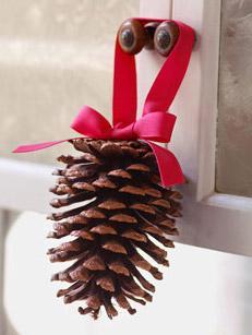 Adornos de navidad f ciles de hacer paperblog for Decoraciones navidenas faciles de hacer