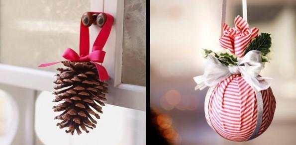 adornos de navidad fciles de hacer - Como Hacer Adornos De Navidad