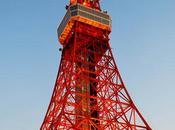 vuelta Tokyo Tower