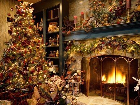 C mo decorar nuestra casa para navidad paperblog - Como decorar la casa para navidad ...