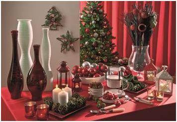 Decoracion para una fiesta de navidad - Ideas para una fiesta de navidad ...