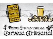 Festival Internacional Cerveza Artesanal Santa 2011
