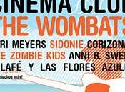 Wombats Arenal Sound 2012