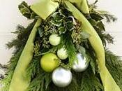 Navidad natural, verde