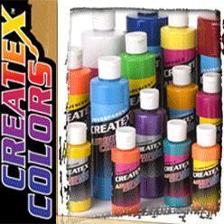 COLORES CREATEX (60 ml.)