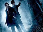 Cartel definitivo 'Sherlock Holmes: Juego sombras'