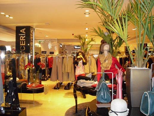 Store in Lucca el corte ingles