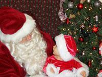 Negocio de Fotografías con Santa
