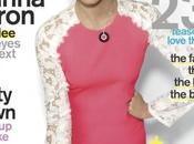 Dianna Agron para Nylon Magazine