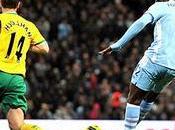 Yaya Toure marca otro Manchester City( 5)-Norwich