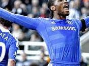 Chelsea gana Newcastle( 0-3) Drogba