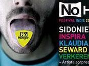 HUNGER Festival Indie Contra Hambre Diciembre, Sala Apolo)