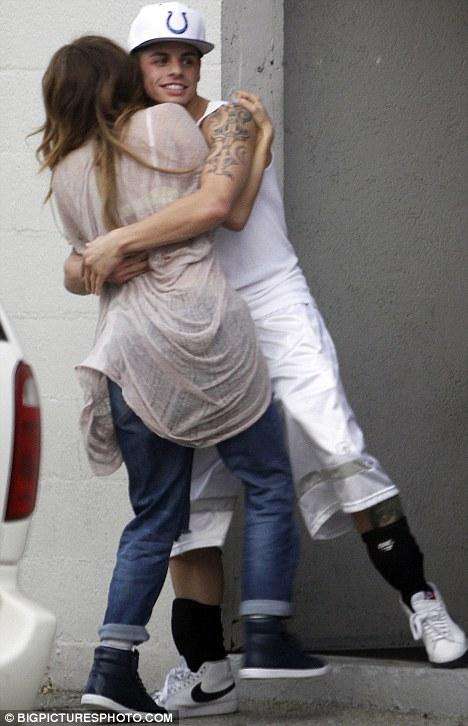 Jennifer López y Casper, su nuevo novio. Románticas fotografías.