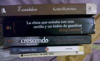 AL: Adquisiciones Libreras 1era Diciembre  2011