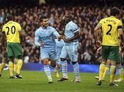 City arrolla Norwich!