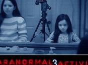 Actividad Paranormal Eso.