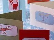 postales Navidad caseras