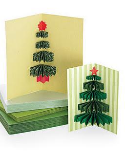 2 Postales de Navidad Caseras