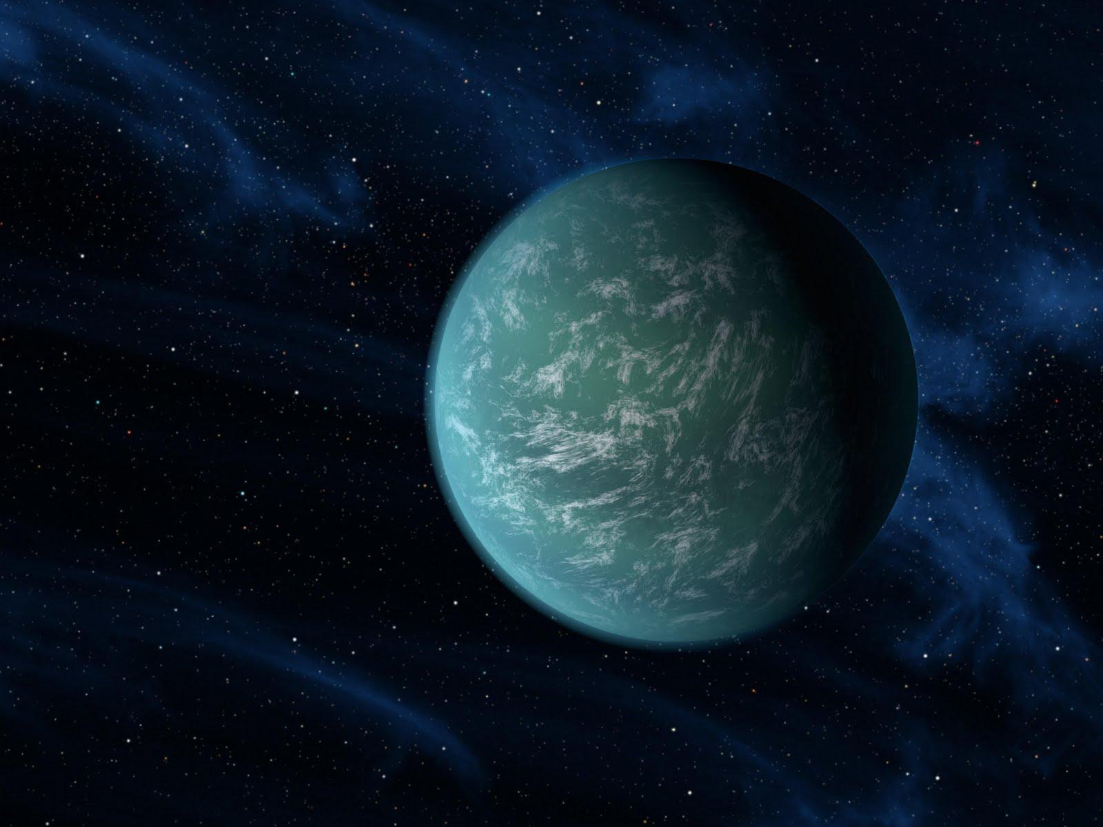 El Telescopio Kepler descubre un planeta potencialmente habitable a 600 años luz de la Tierra