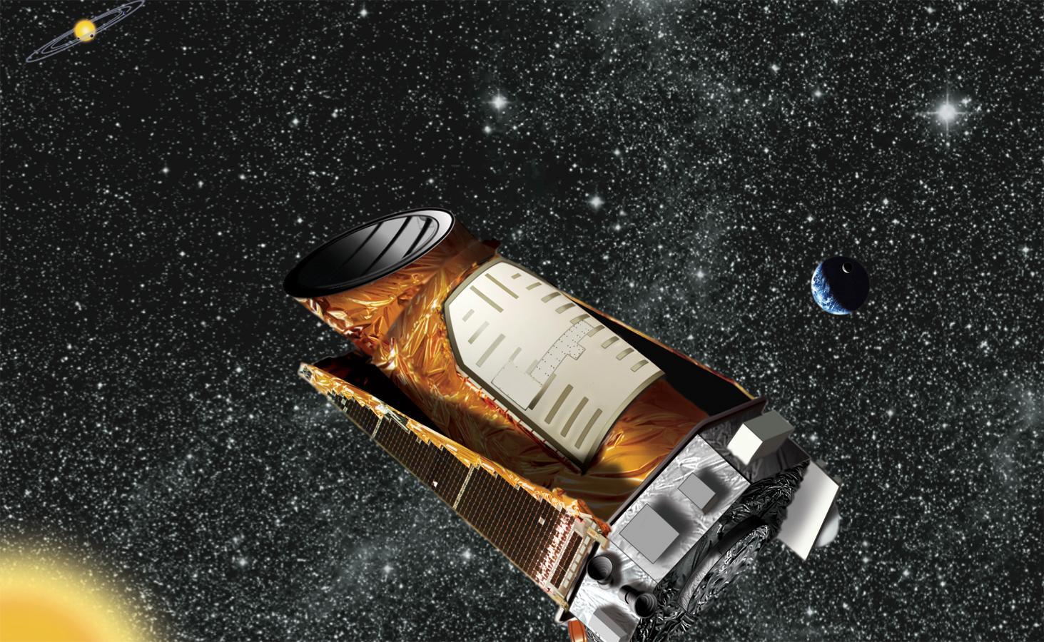 El Telescopio Kepler cree haber encontrado un planeta con agua,  similar a la Tierra.
