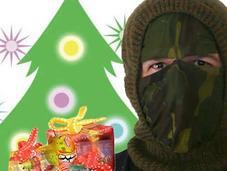 compras navideñas, blanco hackers