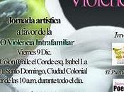 Jornada artística favor violencia intrafamiliar (Santo Domingo)