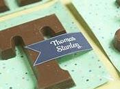 Letras Chocolate