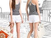 Moda verano 2012 HUIJA indumentaria, calzado accesorios