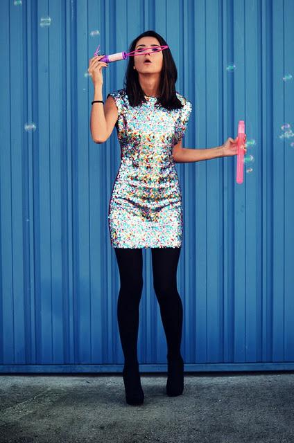 Moda de fiesta para navidad 2011