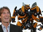 Michael dirigirá Transformers