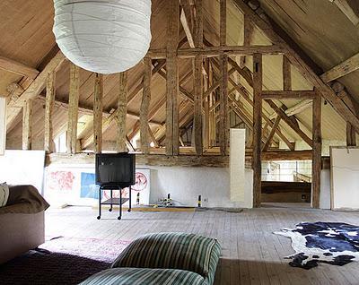 Interiores rusticos bajo cabriadas paperblog for Interiores rusticos