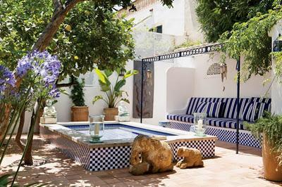 Resena patios rusticos iii paperblog for Decoracion de patios rusticos