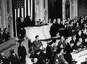 Discurso Infamia: 'padre guerra' Roosevelt declara guerra Japón 08/12/1941