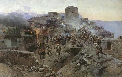 HADJÍ MURAT, 1912. LEÓN TOLSTOI. CUESTIONES SOBRE LA FICCIÓN HISTÓRICA (I)