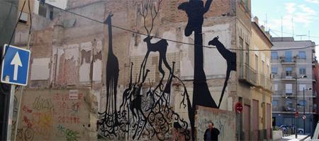 Medianeras: murales de arte urbano
