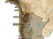 Dakar 2012: Recorrido