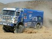 Dakar 2012: Kamaz otra favoritos