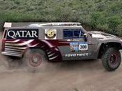 Dakar 2012: Al-Attiyah vuelve Hummer