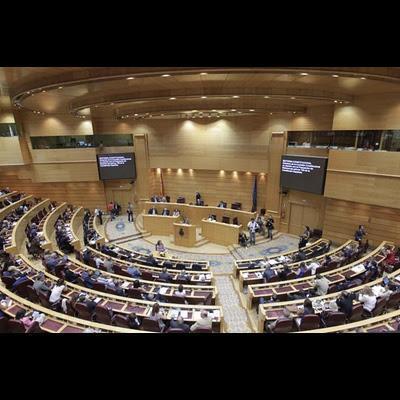 El Senado se gasta 417.000 euros ( casi 70 millones de pesetas) en un cuadro.