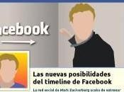 Empieza lanzamiento oficial Timeline Facebook