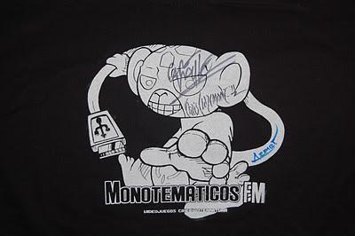 CONCURSO: Llévate una camiseta del programa firmada por Carlos Pacheco, Chris Claremont y Azpiri