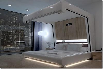 deco tendencias en camas modernas paperblog. Black Bedroom Furniture Sets. Home Design Ideas