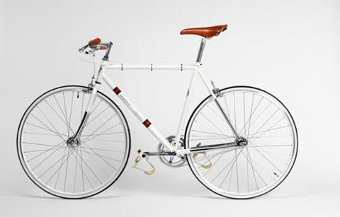 LA EXCLUSIVA BICICLETA DE GUCCI