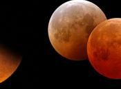 Espectacular eclipse luna este sábado diez diciembre 2011
