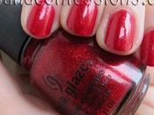 Nail Swatches: Ruby Pumps (China Glaze)