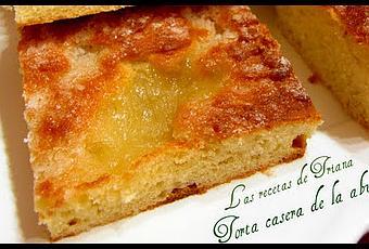Torta casera de la abuela paperblog for Cocina casera de la abuela