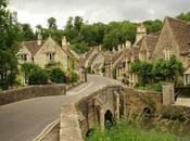 Castle Combe, pueblo bonito Inglaterra