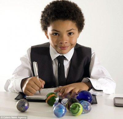 Ni o de 8 a os se hace millonario vendiendo canicas paperblog - Nino 6 anos se hace pis ...