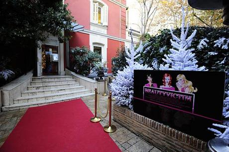 Red Carpet Beauty Party