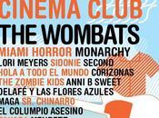nombres para Arenal Sound 2012